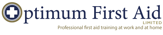 Optimum First Aid Logo